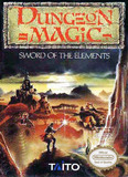 Dungeon Magic: Sword of the Elements (Nintendo Entertainment System)